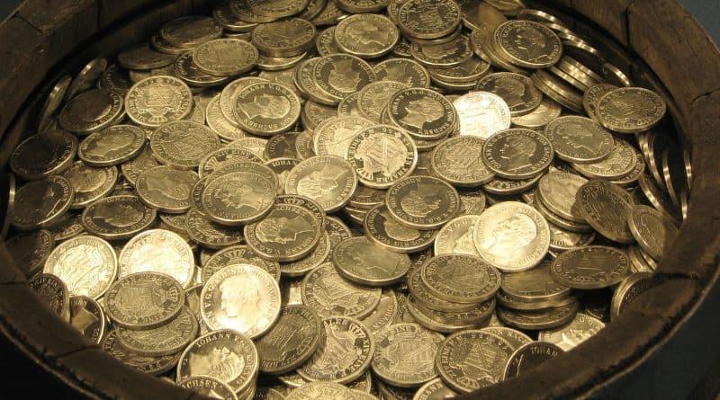 piece argent ancien
