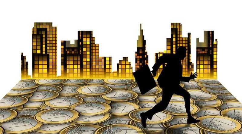 banque crise euro peur piece