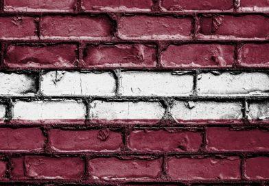 lettonie drapeau