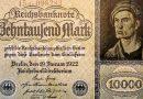 L'hyperinflation allemande de 1923