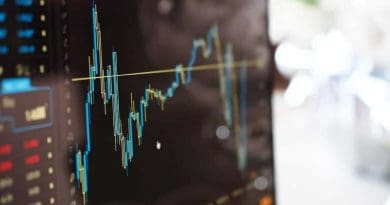 graphique bourse trading