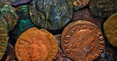 piece ancien romain