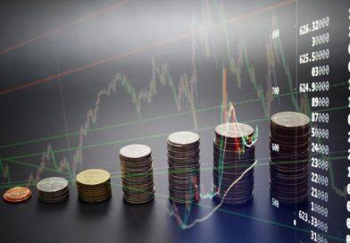 graphique trading piece