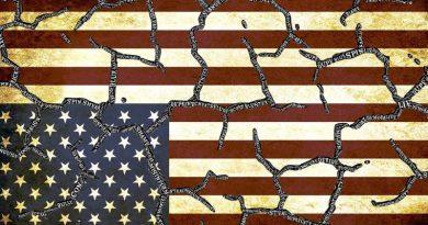 drapeau usa crise