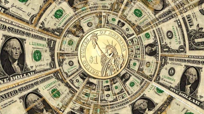 billet piece dollar