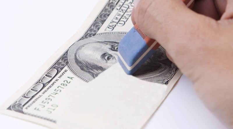 billet dollar crise
