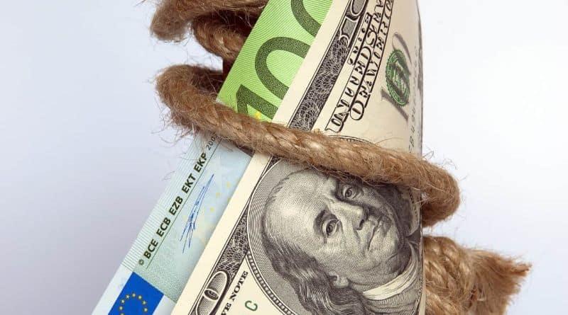 billet dollar euro