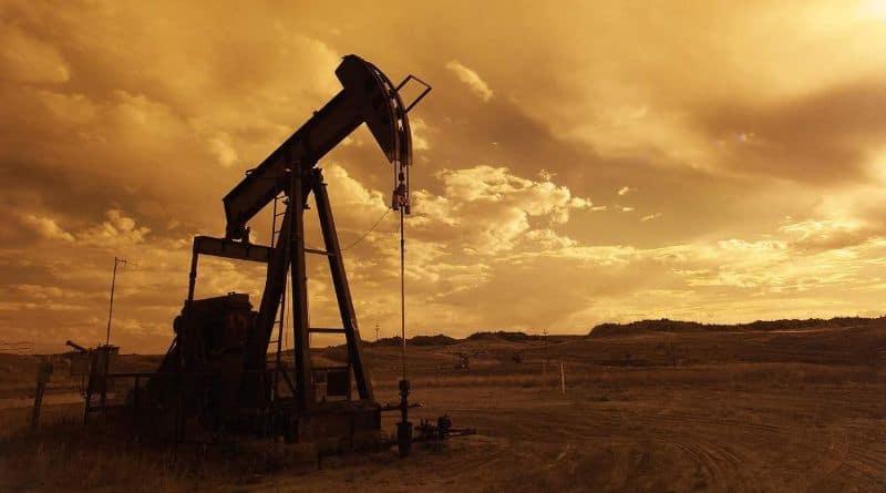 petrole puit