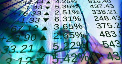 banque bourse graphique