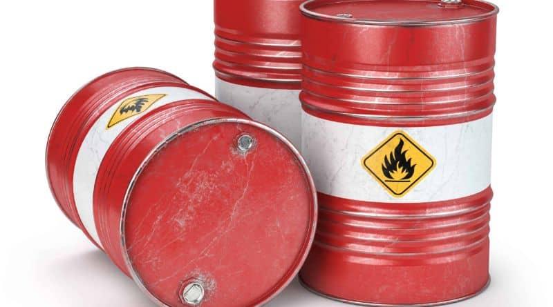 petrole baril