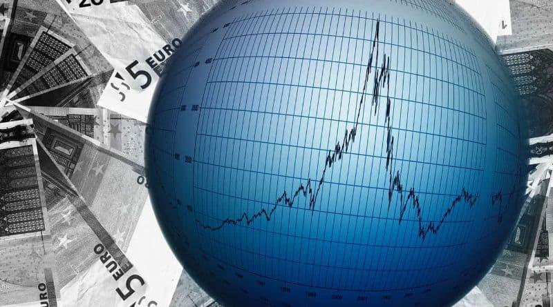 bourse graphique billet euro