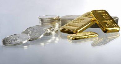 Le ratio or/argent atteint son plus haut niveau depuis 5000 ans