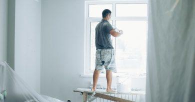 travaux peinture appartement