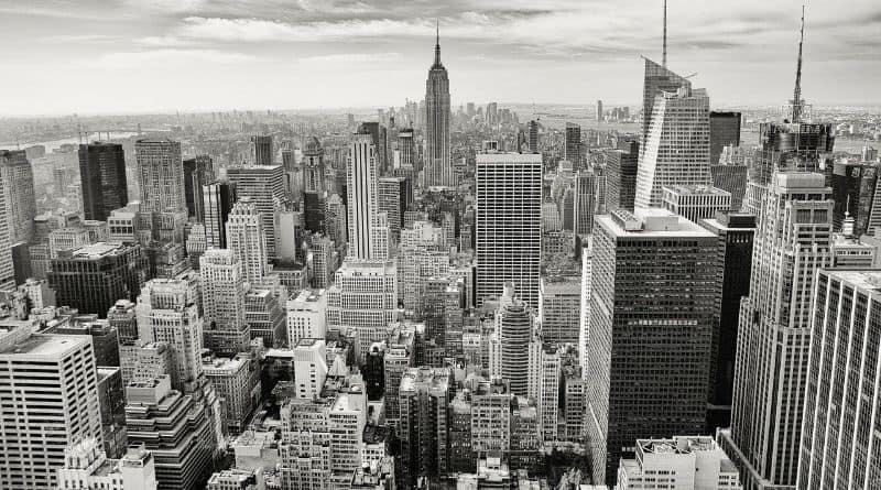 ancien immeuble usa new york