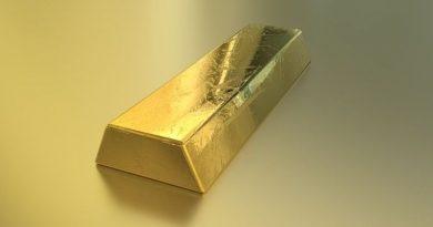 Cours de l'or en 2020 : 19% d'avance sur les actions