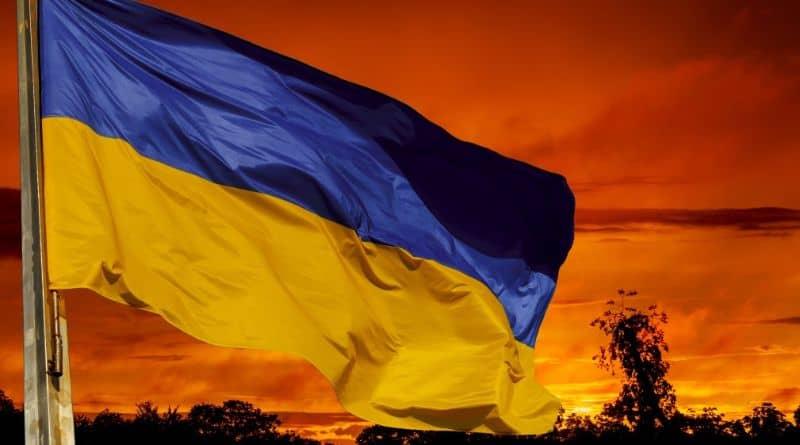 drapeau ukraine