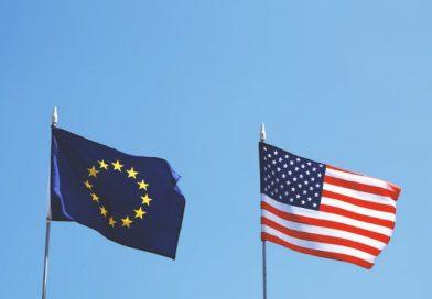 drapeau europe usa