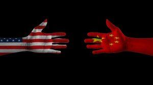 usa chine drapeau