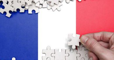 Catastrophe méritée en vue pour une France décadente depuis 45 ans!