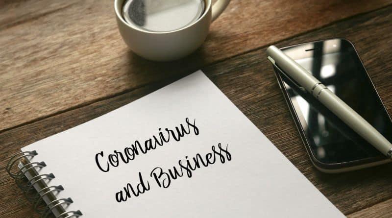 coronavirus and business