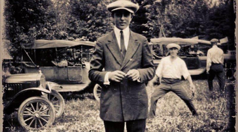 photo ancienne 1920