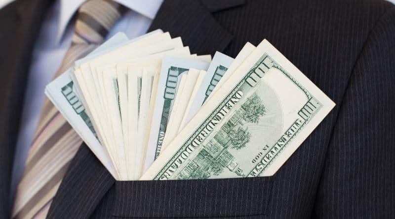 banque billet dollar