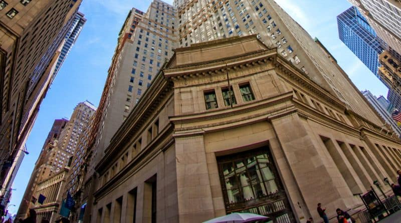 immeuble usa banque