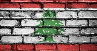 liban drapeau