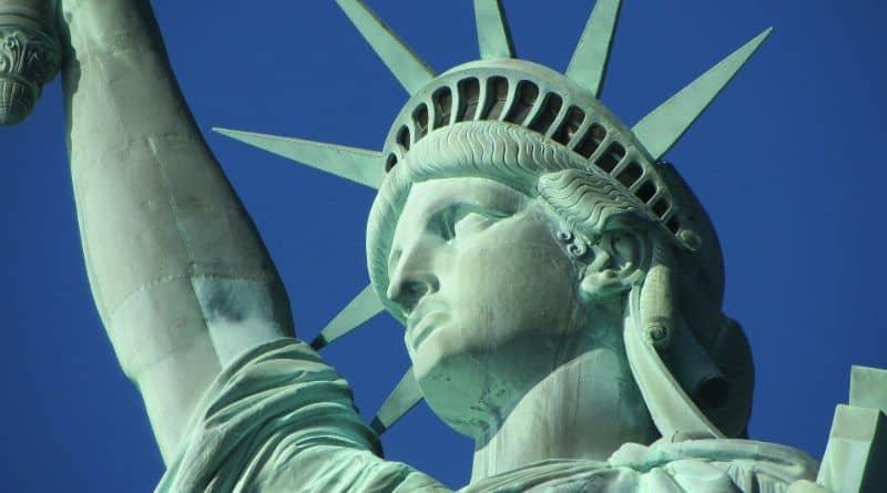 usa statue liberté