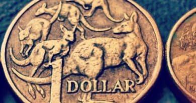 En Australie et au Royaume-Uni, la disparition des pièces de monnaie s'accélère