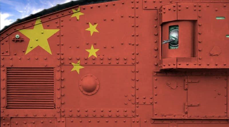 chine armée