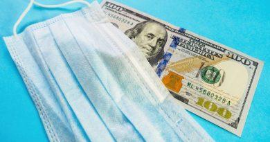 Le COVID-19 s'attaque surtout au dollar