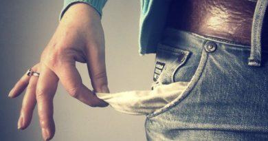 pas d'argent