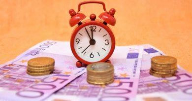 billet euro reveil