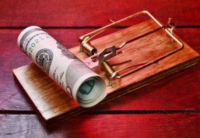 billet dollar piege