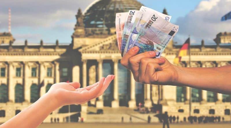 billet euro allemagne