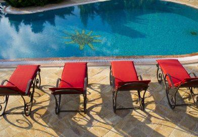 piscine riche