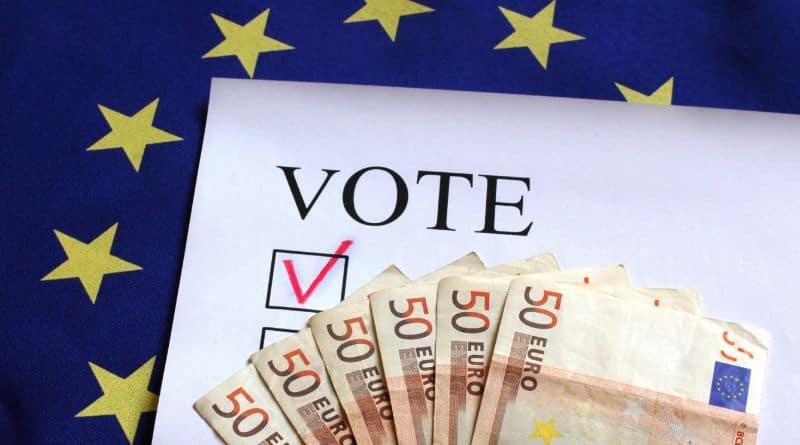 europe billet euro democratie