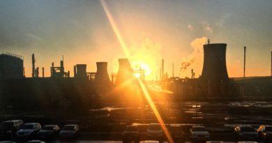usine petrole