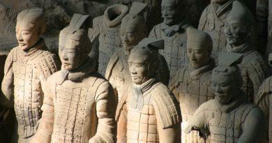 chine soldats