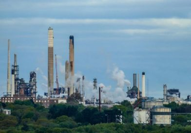 raffinerie petrole