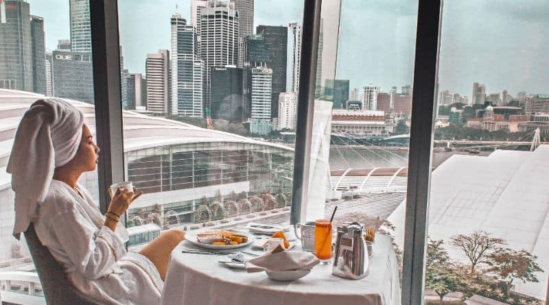singapour immeuble