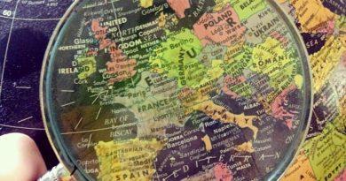 carte europe france