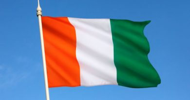 drapeau cote ivoire