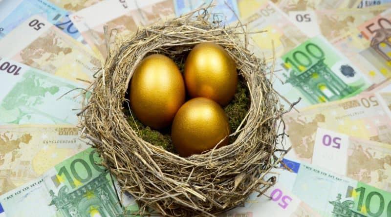 billet euro or