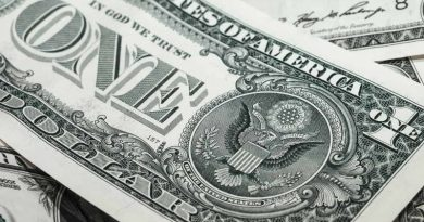 What Will The U.S. Dollar Ring In For 2021 ?
