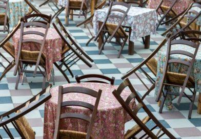 restaurant fermé crise