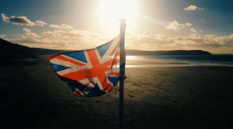 royaume uni drapeau