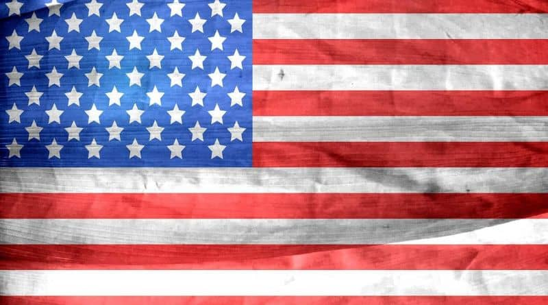 usa drapeau
