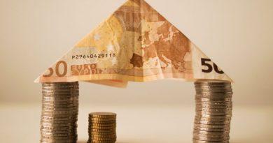 billet piece euro maison